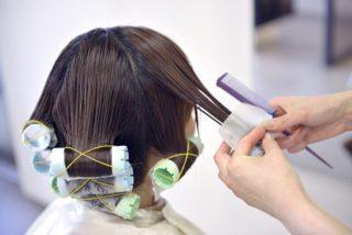 美髪カールとデジタルパーマ