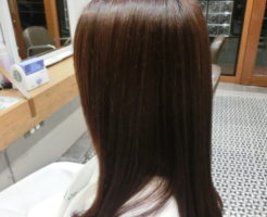 美髪縮毛矯正エンパニとクイックデジカール