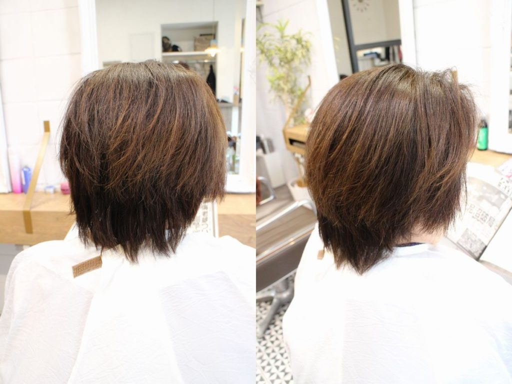 髪質改善トリートメントシルクレッチ