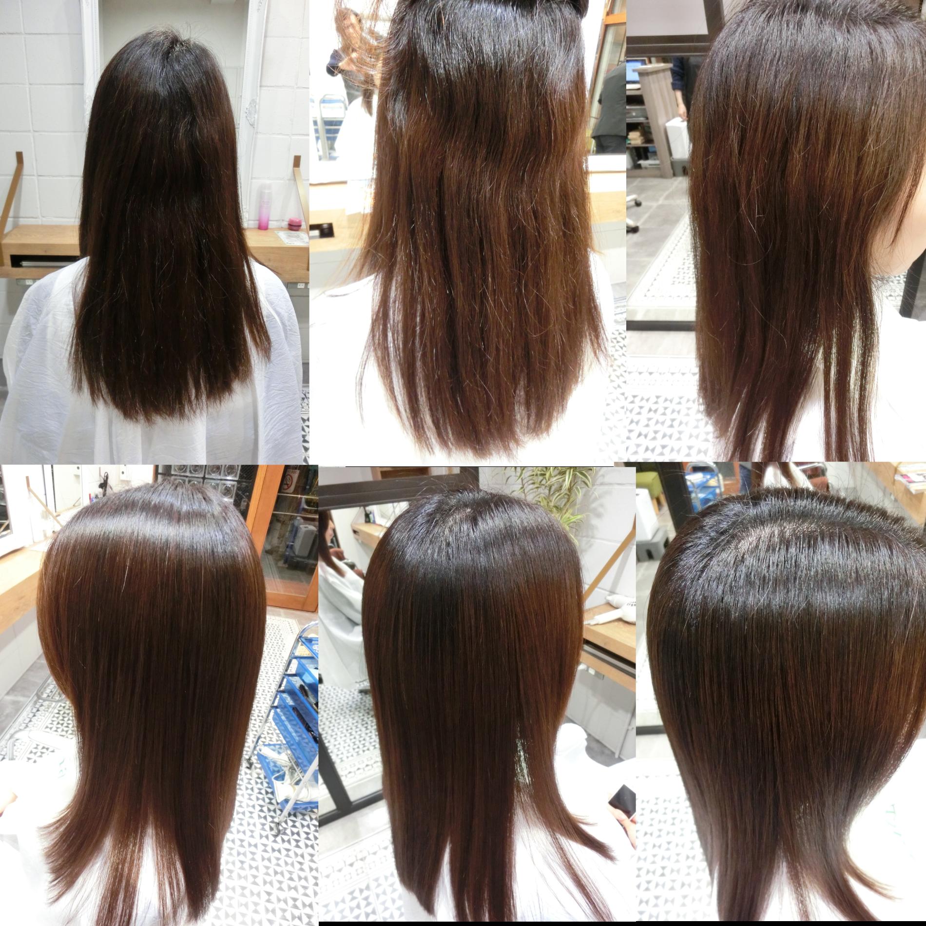 美髪髪質改善技術専門店naty