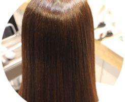 美髪髪質改善技術