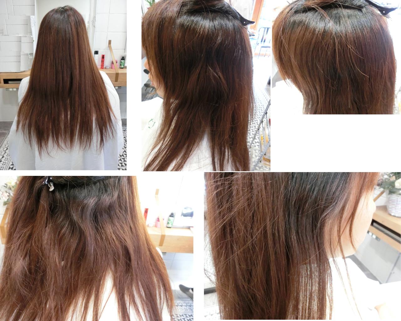 縮毛矯正 美髪髪質改善技術